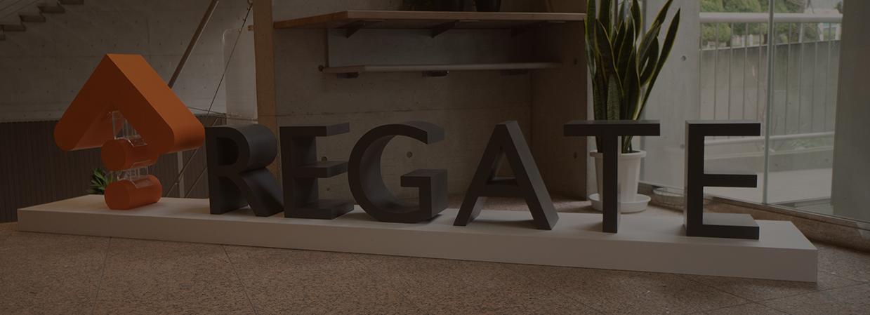 REGATEの玄関の写真